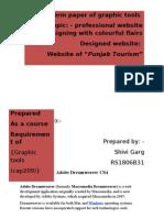 CAP SHIVI PUNJAB TOURISM
