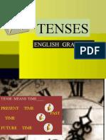 Tenses English Grammar Presentation