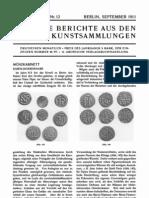 Karolingerdenare / Julius Menadier
