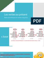 3a Les Verbes Au Preesent