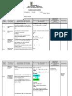 Plan de Clase de Sistema de Numeracion Decimal Revisado