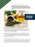 Secretele ceaiului de urzica