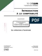 (Collection DCG Intec 2013-2014) Guillaume BLIN, Didier CHADOURNE - UE 119 Introduction à La Comptabilité 119 Série 3-Cnam Intec (2013) (1)