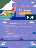 Dia Do Motorista by Slidesgo
