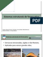 Sistemas Estruturais de Forma-Ativa