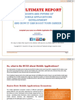 Insights and Future of Mobile Application Development - www.GeniusPort.com