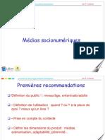 3- Médiatisation Et Médias Socionumériques