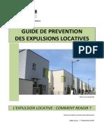 Guide de prevention des expulsions locatives - VF