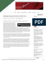 Metodologias de pesquisa decoloniais em artes cênicas _ SciELO em Perspectiva_ Humanas