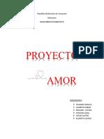 Iglesia Biblica Palabra de Fe Proyecto Amor