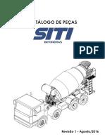 CATÁLOGO DE PEÇAS 2019  SITI