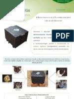 Vermicompostor Doméstico (FUTURAMB + ESTRUPLAS)