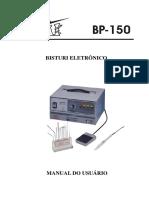 Manual do Usuário BP-150