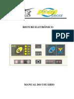 Manual do Usuário BP-400S