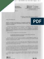 Comunicazione Asl Regione Piemonte