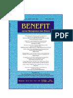 Jurnal BENEFIT Vol.10 No.1, Juni2006