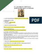 TAREA. ASAMBLEA CRISTIANA (1)
