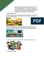 Fuentes Curriculares 1