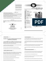 Manual PSA 600