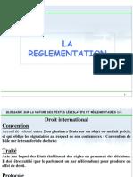Cours ICPE 1 A- réglementation lexique