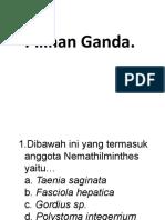 biologi Nemathelminthes