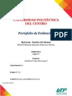 003129-PORTFOLIO OF EVIDENCES 3RD DELIVERY