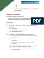 MOOC Agua Módulo 4