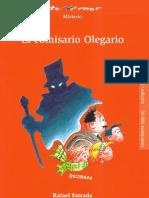 El comisario Olegario - Rafael Estrada (1er Cap)