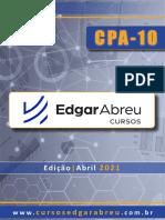 Apostila Cursos Edgar Abreu Cpa 10 Abril 2021