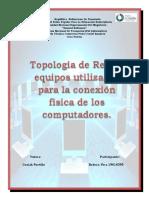 Topologia de Las Redes
