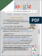 Plantilla de google (APUNTES)