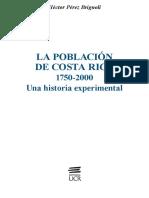 Poblacion Costa Rica