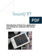 How  to use  the Android Color eBook Reader