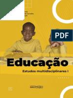 E-book - Educação - Estudos Multidisciplinares I