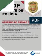 715 - AGENTE DE POLÍCIA _ PC_DF (PÓS-EDITAL) - 01