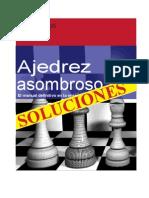 SOLUCIONES AJEDREZ ASOMBROSO