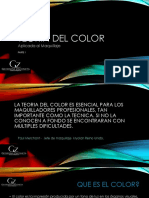 Georgina Zaconeta Teoria del Color aplicada al Maquillaje