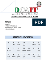 CURSO DE ITALIANO 1-1