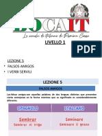 CURSO DE ITALIANO 1-5