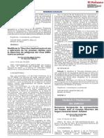 RESOLUCIÓN MINISTERIAL N° 858-2021/MINSA