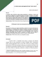 Revista de Geopolitica_OTAN e RUS