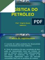 logística do petróleo
