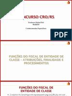 de Saude Bucal Funcoes Do Fiscal Rafael Fett
