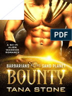 01 - Bounty - Barbarians of the Sand Planet - Tana Stone - Exclusive Stars Books