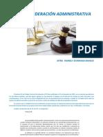 LA RECONSIDERACIÓN ADMINISTRATIVA ESTABLECIDA EN EL ART. 36 DEL CFF