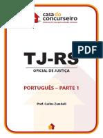 Apostila OJ Português 1º Parte