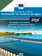 Innovación en materia de agua