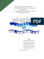 Trabajo Weblogs y la Web Ques