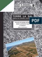 Carrascosa, B. Et Al. Conserv. y Rest. Materiales Arq. 2009