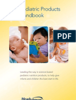 MJ Pediatric Products Handbook